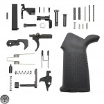 AR-15 Lower Parts Kit W/ MAGPUL Moe Pistol Grip